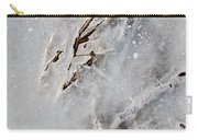 Painting On Ice Carry-all Pouch