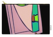 Painting Veil Canvas Carry-all Pouch