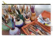 Painting Work Table Carry-all Pouch