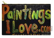 Paintings I Love.com IIi Carry-all Pouch