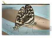 Pair Of Citrus Swallowtail Butterflies  Carry-all Pouch