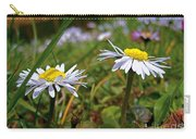 Pair Of Daisies Carry-all Pouch