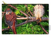 Caribbean Falcons Carry-all Pouch