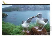 Pair Of Grey-headed Albatross Carry-all Pouch