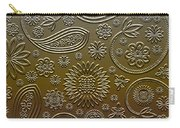 Misc. - Paisley Carry-all Pouch