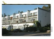 Paivola Building In Sunila Carry-all Pouch