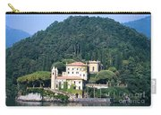 Palace At Lake Como Italy Carry-all Pouch by Greta Corens