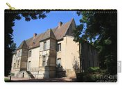 Palace Of Abbot Jacques D'amboise Carry-all Pouch