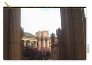Palace Of Fine Arts 8 Carry-all Pouch