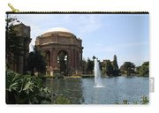 Palace Of Fine Arts And Lagoon Carry-all Pouch