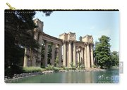 Palace Of Fine Arts Colonnades  Carry-all Pouch