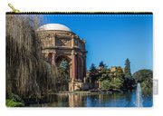 Palace Of Fine Arts In Color Carry-all Pouch