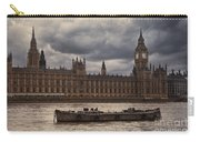 Palace Of Westminster Carry-all Pouch