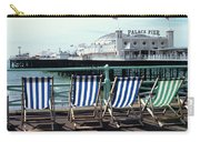 Palace Pier Brighton Carry-all Pouch
