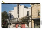 Palace Theater --- Georgetown Texas  Carry-all Pouch