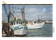 Palacios Texas Two Boats In View Carry-all Pouch