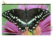 Palamedes Swallowtail Papilio Palamedes Carry-all Pouch