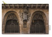 Palau Guell 1886 To 88 Gaudi Barcelona Spain Dsc01413 Carry-all Pouch