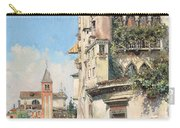 Palazzo Contarini Carry-all Pouch