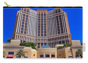 Palazzo Las Vegas Front View Carry-all Pouch