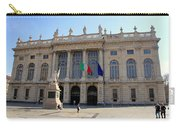Palazzo Madama In Turin Carry-all Pouch