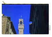 Palazzo Vecchio Clock Tower Carry-all Pouch