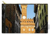 Palazzo Vecchio In Florence Italy Carry-all Pouch