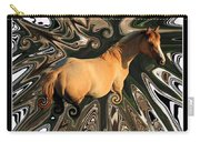Pale Horse Carry-all Pouch by Aidan Moran