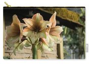 Pale Pastel Amaryllis  Carry-all Pouch