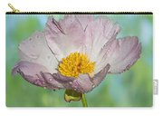 Pale Pink Peony Carry-all Pouch