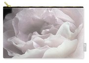 Pale Pink Rose Petals Carry-all Pouch