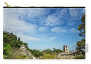 Palenque Temples Carry-all Pouch