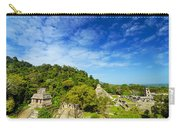 Palenque View Carry-all Pouch