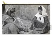 Palestine Grinding Coffee Carry-all Pouch