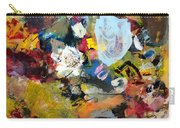 Palette Abstract Carry-all Pouch