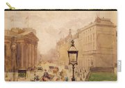 Pall Mall From The National Gallery Carry-all Pouch
