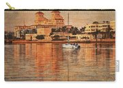 Palm Beach At Golden Hour Carry-all Pouch