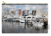 Palm Beach Docks Carry-all Pouch