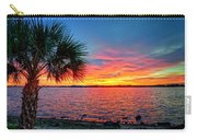 Palm Beach Sunset Carry-all Pouch