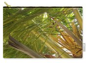 Palm Blossoms Carry-all Pouch