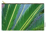 Palm Cycas Fronds Carry-all Pouch