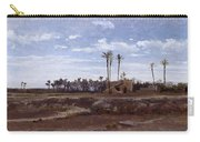 Palm Forest In Elche Carry-all Pouch