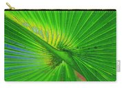 Palm Frond Work A Carry-all Pouch