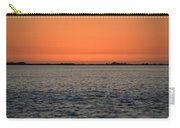 Palm Harbor Sunset Carry-all Pouch