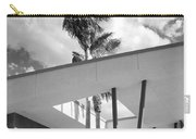 Palm Springs Animal Shelter Palms Bw Palm Springs Carry-all Pouch