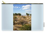Palm Springs Indian Canyons View  Carry-all Pouch