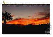 Palm Sunrise Carry-all Pouch
