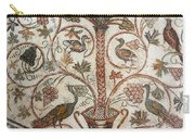 Palm Tree And Birds Carry-all Pouch