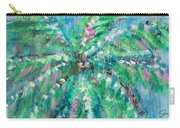 Palm Tree By Jan Marvin Carry-all Pouch