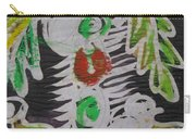 Palm Tree In The Bush.   Carry-all Pouch